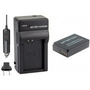 Kit Bateria LP-E12 + carregador para Canon Rebel SL1 100D Eos-m EOS-M2 Kiss