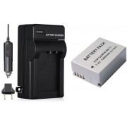 Kit Bateria NB-7L + carregador para Canon Powershot G10