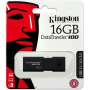 PEN DRIVE KINGSTON 16GB Data Traveler 100 G3 3.1