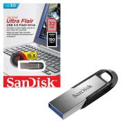PENDRIVE SanDisk Flair 64GB Drive flash - USB 3.0 150MB/S