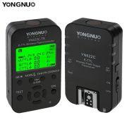 Rádio Flash Yongnuo YN622C-KIT P/ CANON