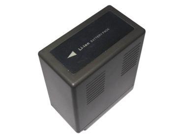 Bateria VW-VBG6 para câmera digital e filmadora Panasonic AG-HMC70, AG-HMC40, AG-HMC150, AG-AC7