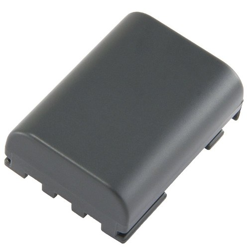 Bateria NB-2LH para câmera digital e filmadora Canon EOS 350D, PowerShot G7, Rebel XTi, Elura 85, ZR500