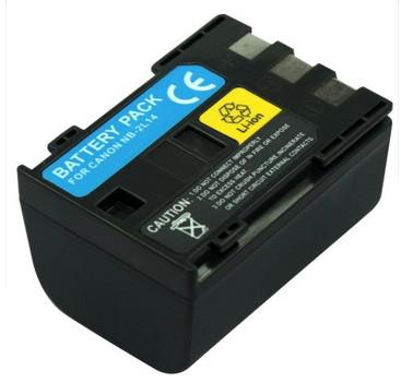 Bateria BP-2L14 1460mAh para câmera digital e filmadora Canon DC310, Elura 90, Vixia HG10, MD120, Optura 30, ZR100