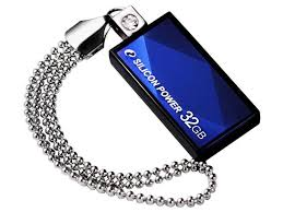 Pen drive Silicon Power Touch 810 32GB Azul