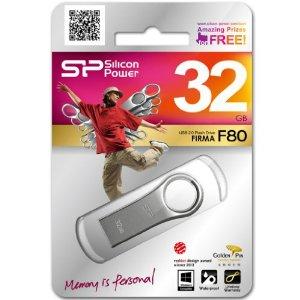 Pen drive Silicon Power  Firma F80 32GB