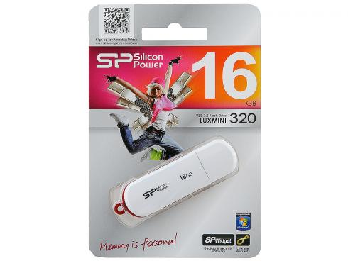 Pen drive Silicon Power LuxMini 320 16GB