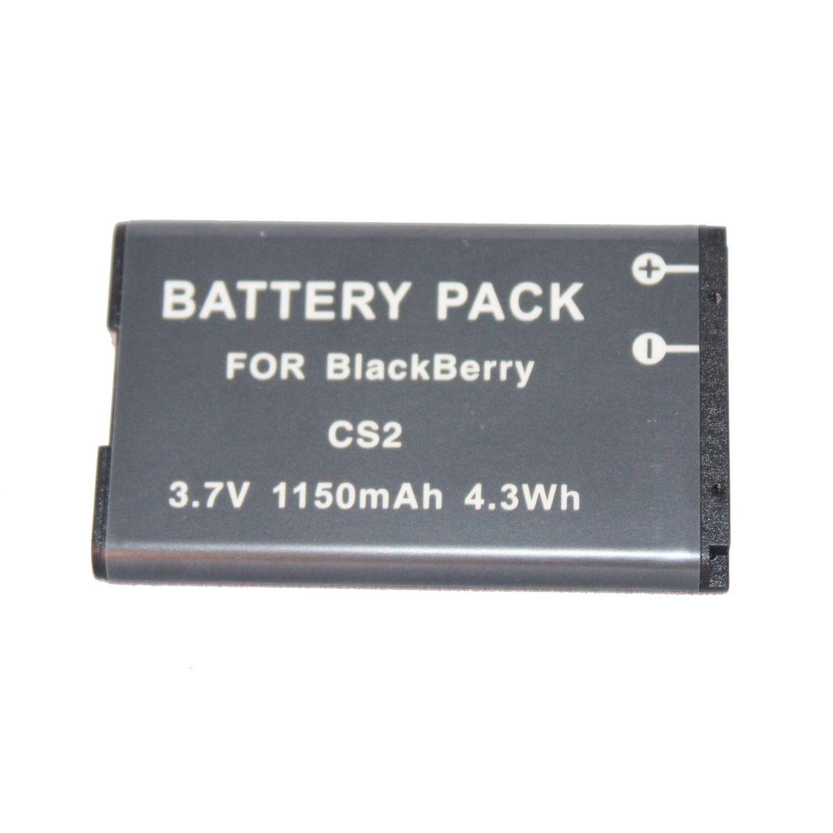 BATERIA BLACKBERRY CS2 1100MAH