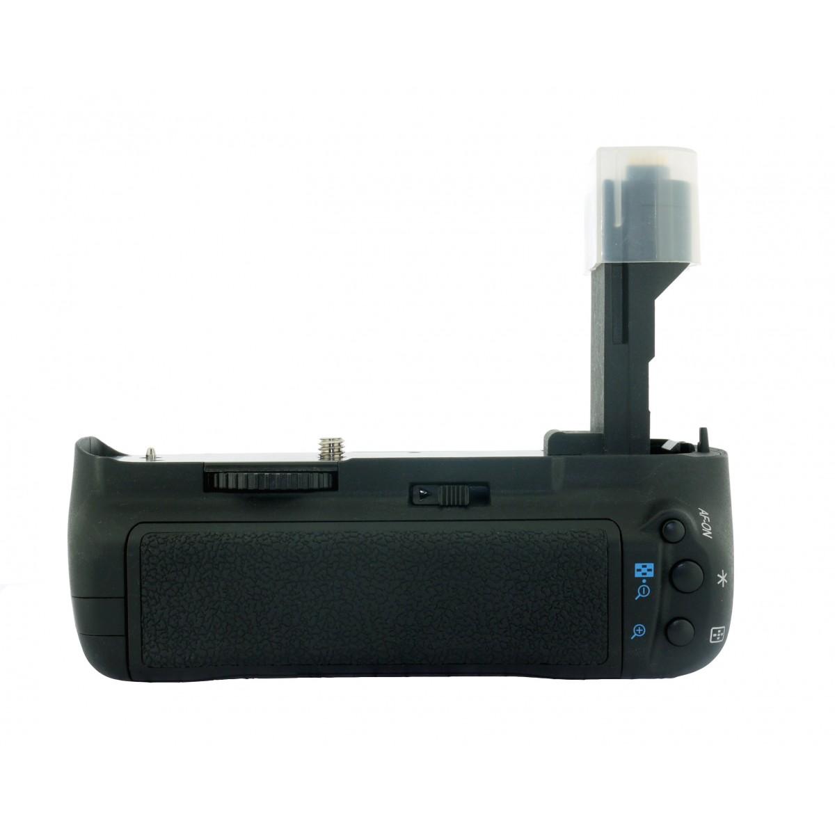 Kit BATTERY GRIP BG-E7 PARA CANON EOS 7D + 2 Baterias LP-E6 + 1 Carregador