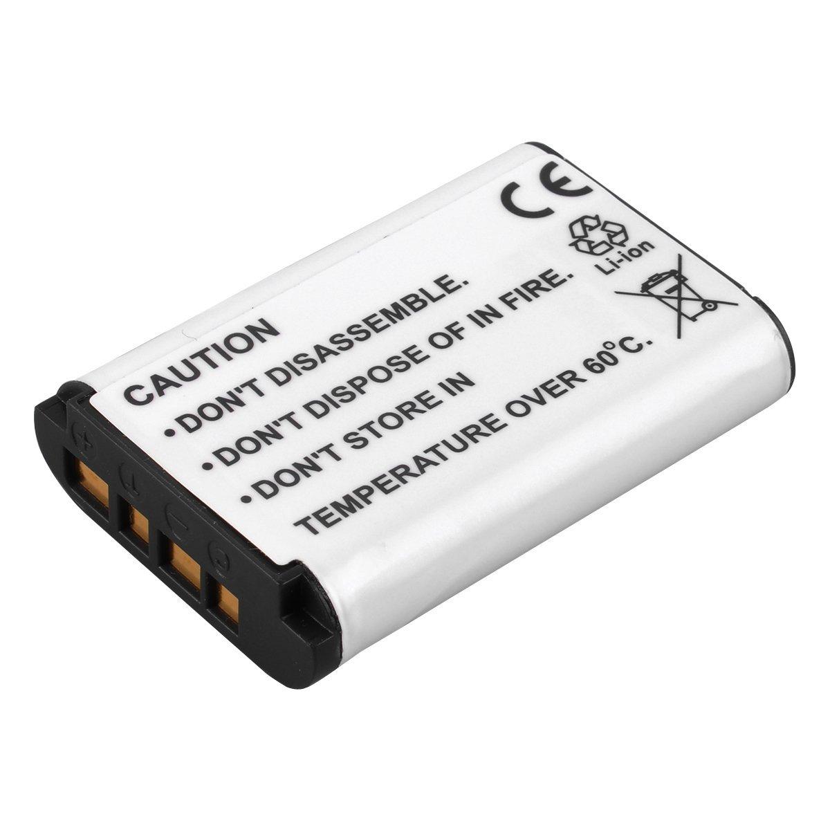 KIT BATERIA + CARREGADOR Sony NP-BX1 para Sony DSC-RX1, DSC-RX100M2, DSC-HX300, HDR-MV1, HDR-AS15, DSC-H400