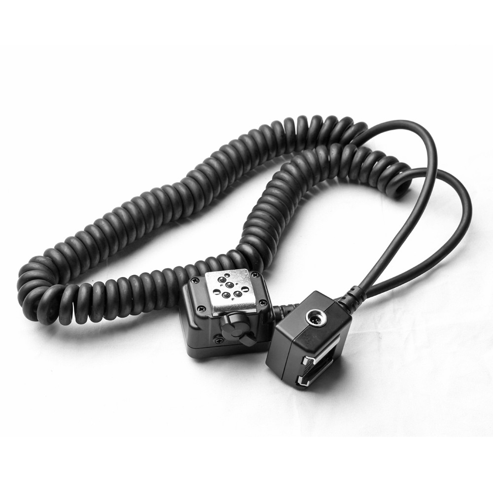 Cabo SC-28 Off Camera Shoe Cord para flash TTL Nikon SB-600, SB-700, SB-900, SB-910, SB-500
