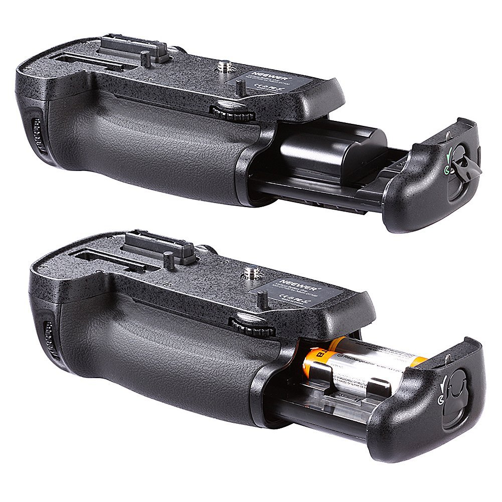 Kit Battery Grip MB-D15 para Nikon D7100 D7200 + 2 Baterias EN-EL15 + Carregador