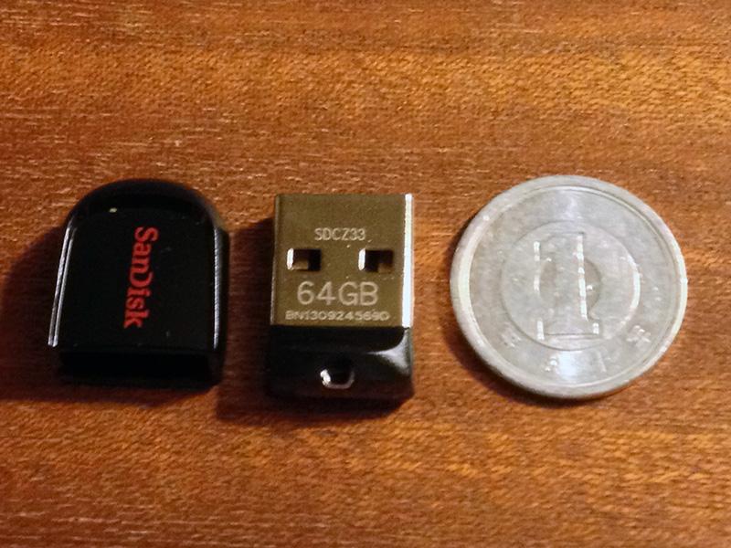 Pen Drive Sandisk Cruzer Fit 64GB USB 3.0