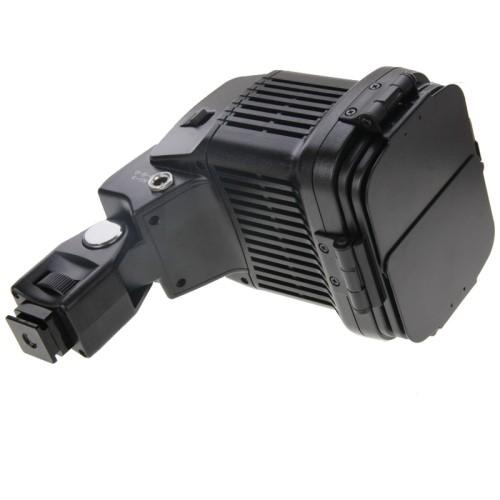 Kit Iluminador de LED Profissional LED-VL001B + Bateria NP-F750 + Carregador