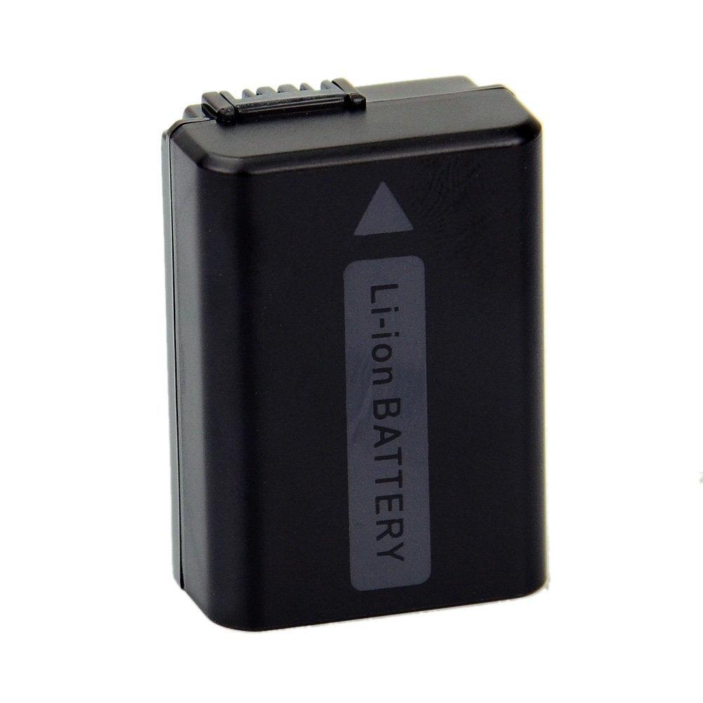 Kit 3 Baterias + 2 Carregadores NP-FW50 para câmera digital e filmadora Sony NEX-3, NEX-3A, NEX-3D, NEX-5, NEX-5K