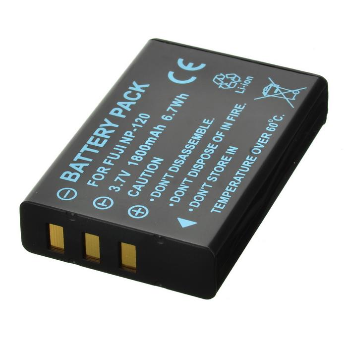 Bateria NP-120 para FujiFilm Fuji Finepix M603 F10 F11