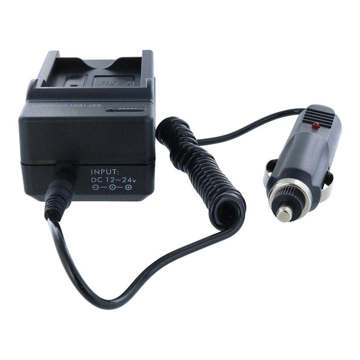 Carregador de Bateria CGA-S002 CGA-S006 para Panasonic DMC-FZ50