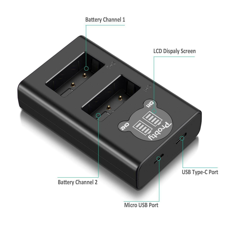 2 baterias + Duplo Carregador EN-EL9 P Nikon  D40, D40 SLR, D40X, D60, D3000, D5000