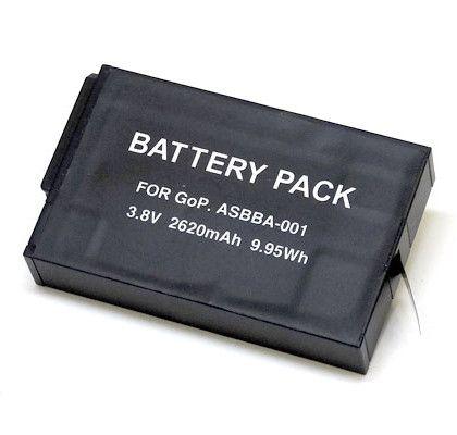 Bateria ASBBA-001 para Go Pro GoPro Fusion