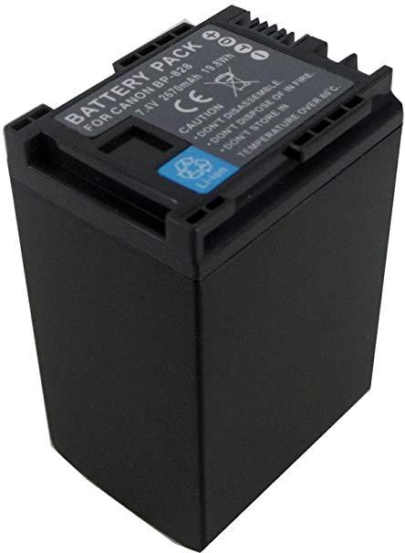 Bateria BP-828 para Canon