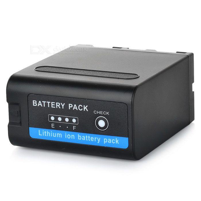 Bateria NP-F990 para Sony com 10400maH