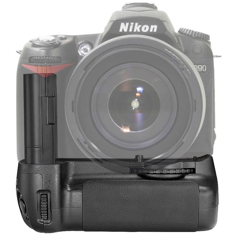 Battery Grip MB-D80 para Nikon D80 e D90