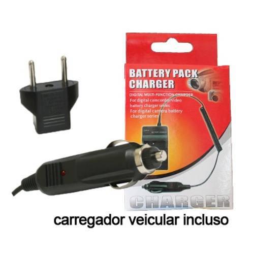 CARREGADOR DC09 PARA NIKON EN-EL1 Np-800