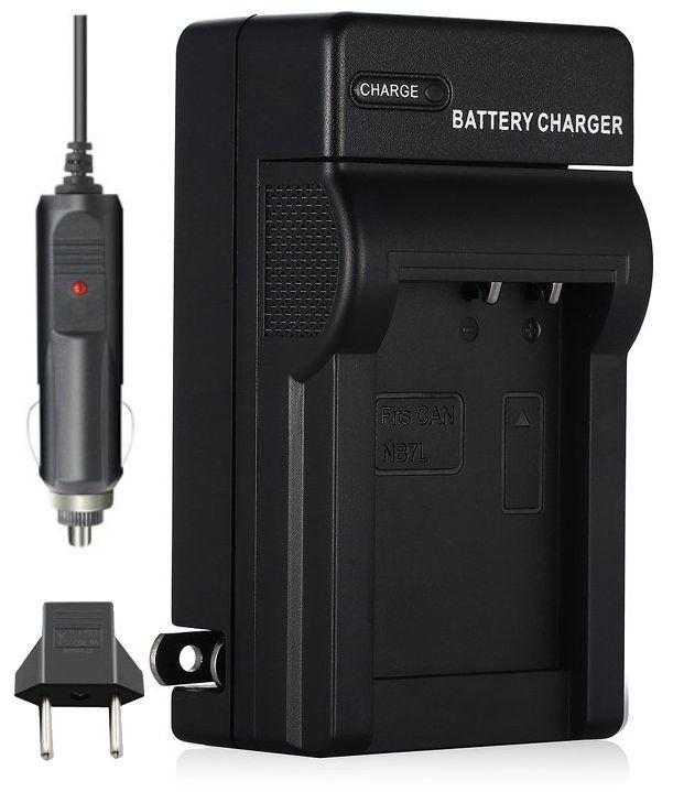 Carregador de Bateria NB-7L para Canon