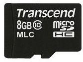 Cartão de Memória Micro SDHC 8GB Transcend MLC INDUSTRIAL