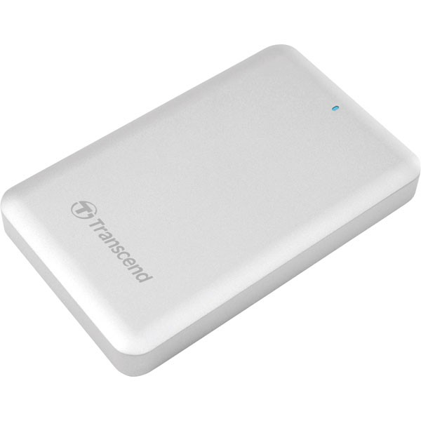 HD Externo 2TB StoreJet Transcend SJM300 para Mac - Interface Thunderbolt