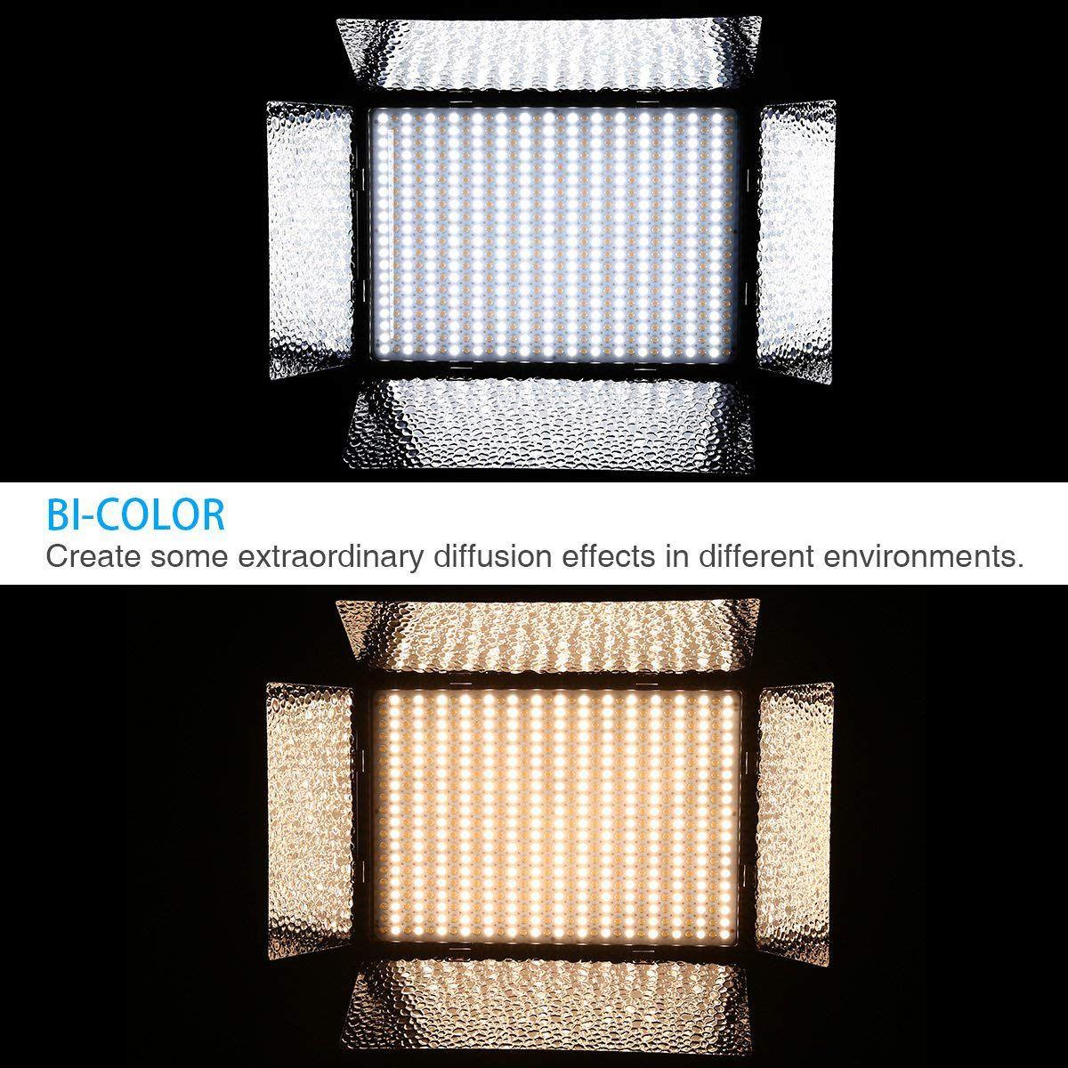 Iluminador de LED Profissional LED-900AS