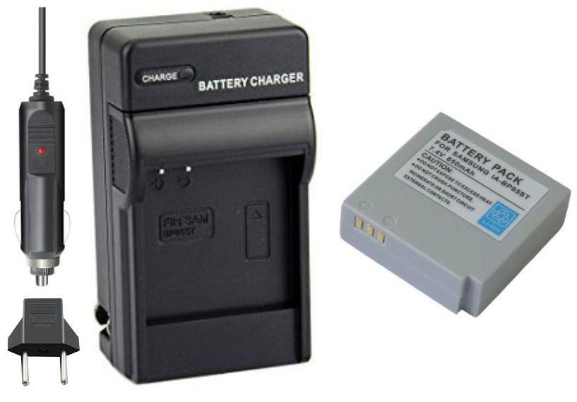 Batería para Samsung como ia-bp-85st bp85st iabp 85st