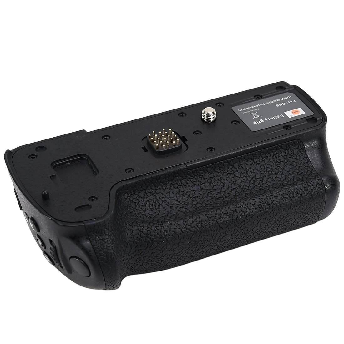 Kit Battery Grip DMW-BGGH5 para Panasonic DMC-GH5 + 2 baterias