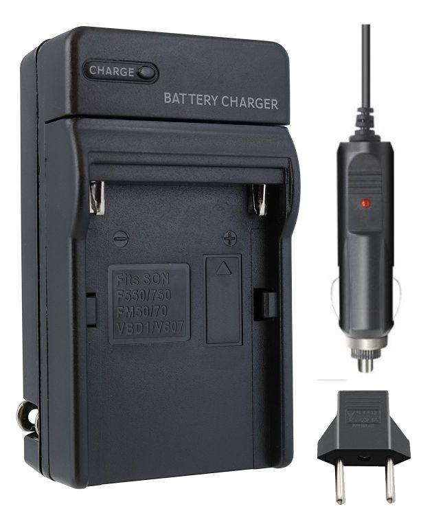 Kit Iluminador de LED Profissional LED-300 + Bateria NP-F950 + Carregador