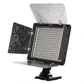 KIT LED YN300III + BATERIA NP-F970 E CARREGADOR
