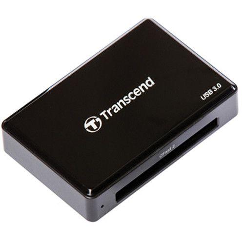 Leitor de cartão de memória Transcend para CFAST RDF2