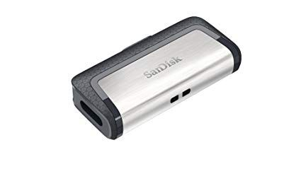 PENDRIVE 32GB ULTRA DUAL DRIVE USB TIPO C