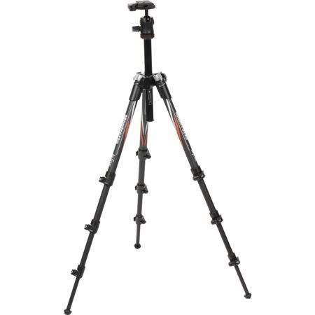 Tripé Manfrotto Profissional Befree MKBFRC4-BH