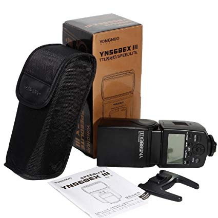 YONGNUO FLASH SPEEDLITE CANON YN568EXIII