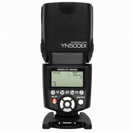 YONGNUO FLASH SPEEDLITE YN500EX Para Nikon canon