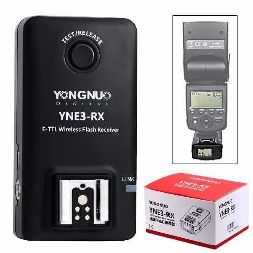 YONGNUO FLASH SPEEDLITE YN-E3-RX