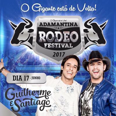 Guilherme & Santiago - 17/06/17 - Adamantina - SP