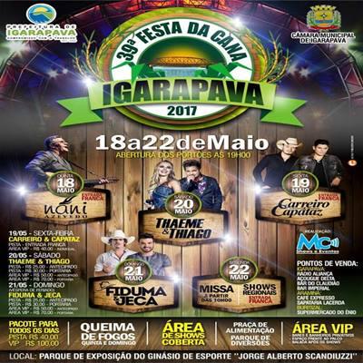 Fiduma & Jeca - 21/05/17 - Igarapava - SP