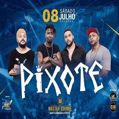 Pixote - 08/07/17 - Santa Bárbara d'Oeste - SP