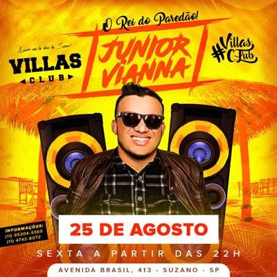 Junior Vianna - 25/08/17 - Suzano - SP