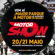 O Motor Show - 20 a 21/05/17 - Curitiba - PR - TKINGRESSOS