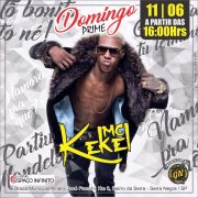 Domingo Prime - MC Kekel - 11/06/17 - Serra Negra - SP - TKINGRESSOS