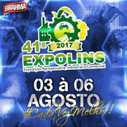 Expolins 2017 - 03 a 06/08/17 - Lins - SP - TKINGRESSOS