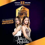 Júlia & Rafaela - 22/07/17 - Capivari - SP - TKINGRESSOS