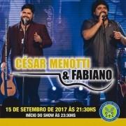 César Menotti & Fabiano - 15/09/17 - Catanduva - SP - TKINGRESSOS